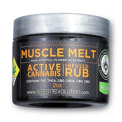 feature image 1:1 Ratio Muscle Melt Gel