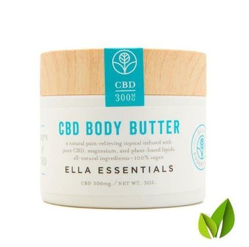feature image Ella - Body Butter