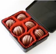 feature image 20mg 6pk Peanut Butter Chocolates