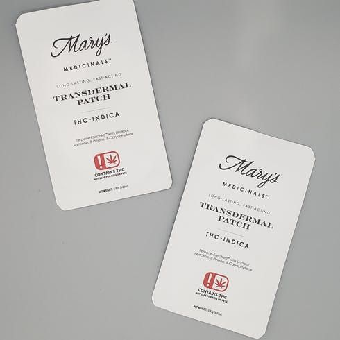 feature image 20mg Transdermal Patches