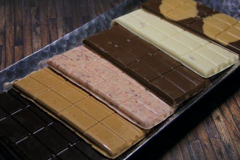 feature image 100mg Dark Chocolate Bar