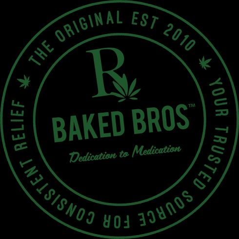 feature image Baked Bros Sativa Peach Rings 300mg