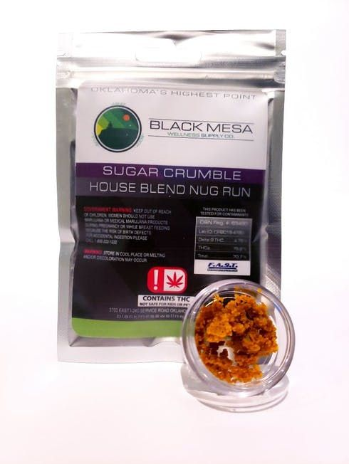 feature image Black Mesa House Blend Sugar Crumble