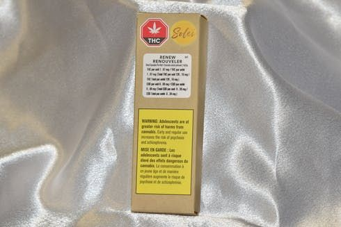 feature image 0.5G Renew Pre-Rolls