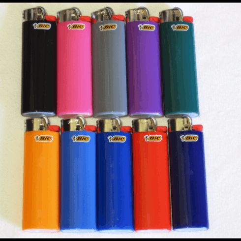 feature image Bic Lighters