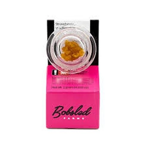 feature image BOBSLED EXTRACTS - Mango Kush Live Resin, 1 g