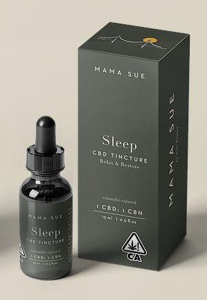 feature image  SLEEP 1:1 CBD: CBN