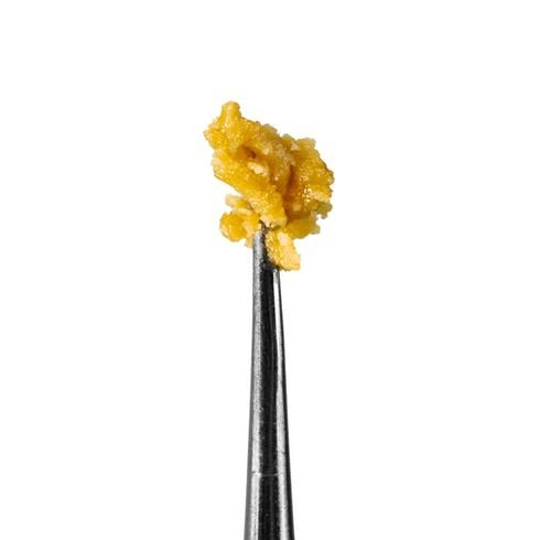 feature image  Hashteroidz Joint - Orange Krush + Gold Hashteroidz - 1g