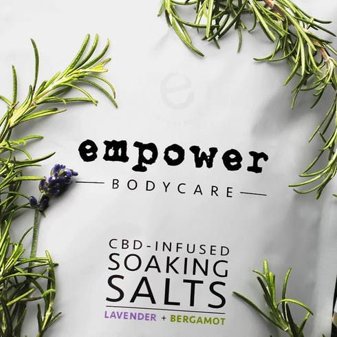 feature image 16 Oz Hemp Infused Soaking Salts (Empower BodyCare)