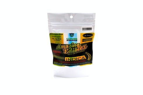 feature image Amazing Edibles Strawberry Banana -Indica