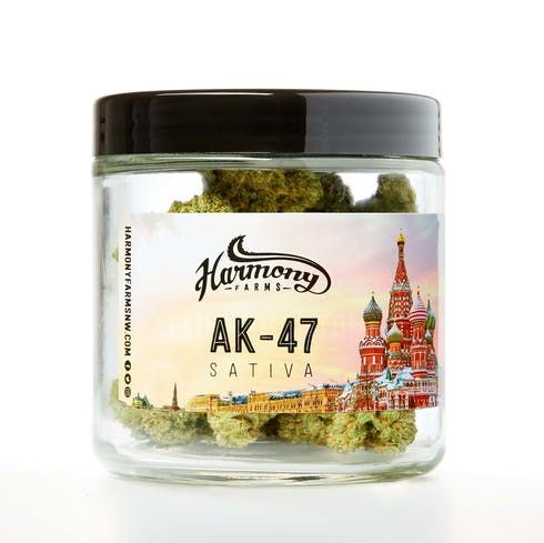 feature image AK-47  by Harmony Farms