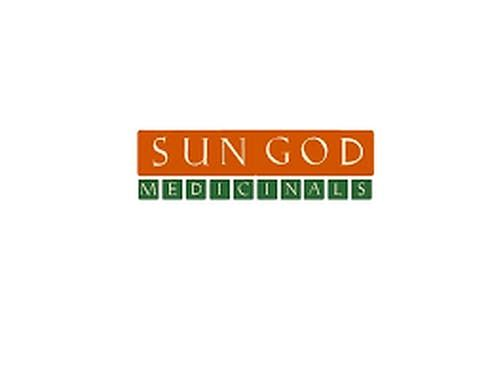 feature image Aja Pain Relief by Sun God Medicinals