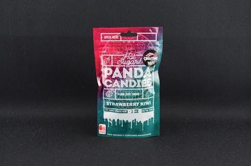 feature image 10:1 Strawberry Kiwi Panda Candies 10pk - Phat Panda