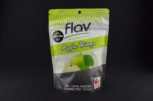 feature image 1:1 Apple Rings 10pk - Flav