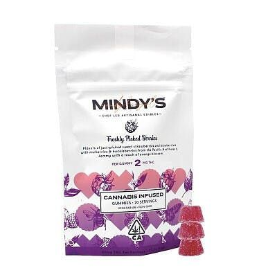 feature image  MINDY'S - FRESH PICKED BERRIES 40MG