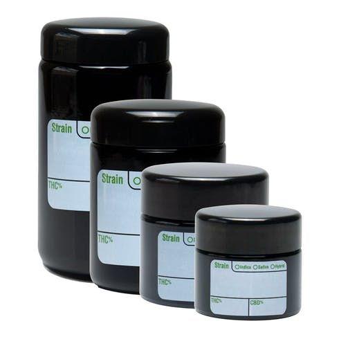 feature image 420 Science - Modern Write & Erase UV Screw Top Jar