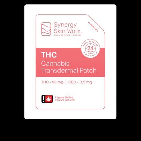 feature image  THC Transdermal Patch