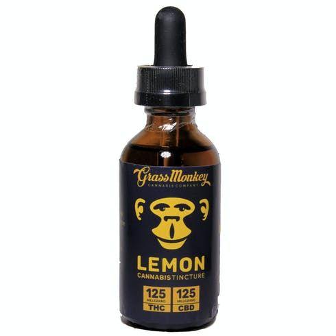feature image 1:1 THC Lemon Tincture