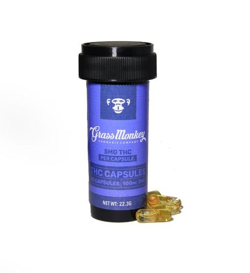 feature image (20) 5MG THC Capsules