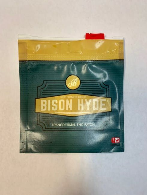 feature image ***SALE*** Transdermal THC Patch/100mg (TAXES INCLUDED)