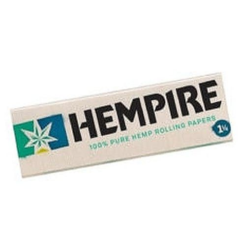 feature image 1 1/4 100% Pure Hemp Rolling Papers