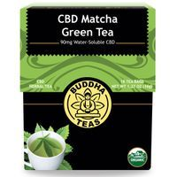 feature image CBD Matcha Green Tea (90mg) (Tax Included)