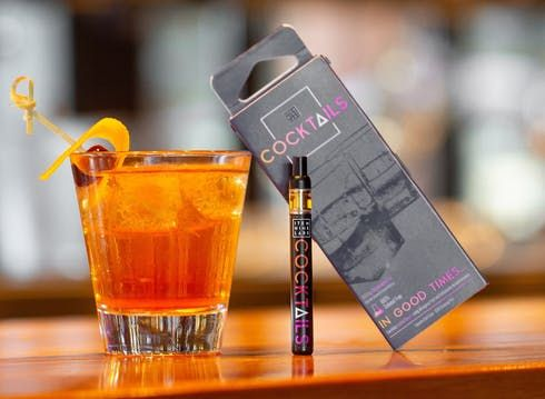 feature image .3g Old Fashioned Cocktail