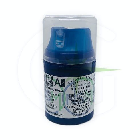 feature image 3:1 CBD: THC Topical Pain Cream (50ml)