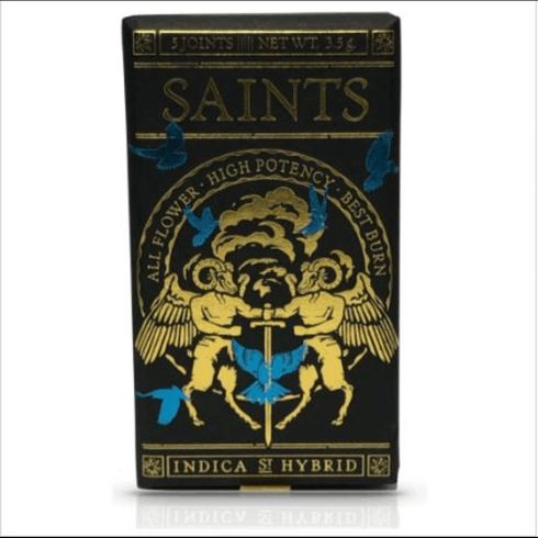 feature image *Saints  G13  : 3.5G Pre-Roll: 5 Pack