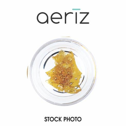 feature image Aeriz: 1g Live Resin Sugar (GG#4)