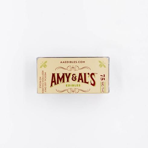 feature image Amy and Al's: German Chocolate Truffles - 2 pieces/150mg (Hybrid)