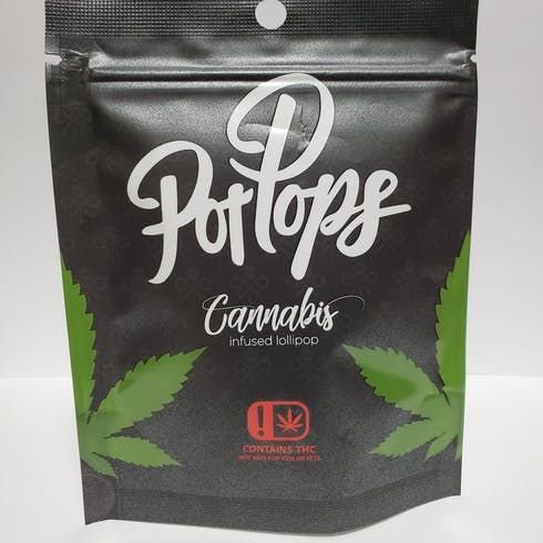 feature image 150 MG Caramel  Pot Pops 3Pk