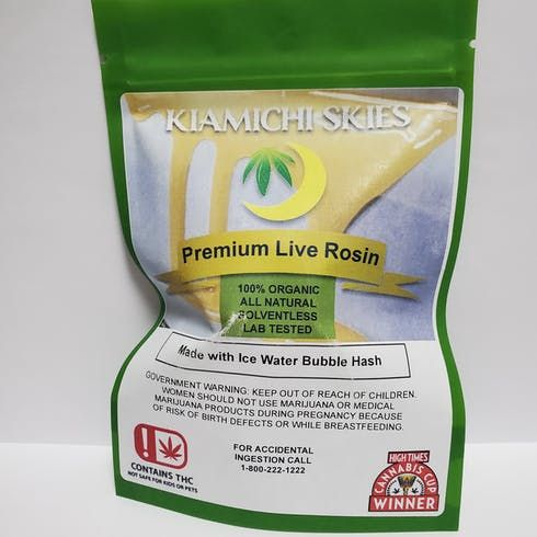feature image .5g Premium Live Rosin