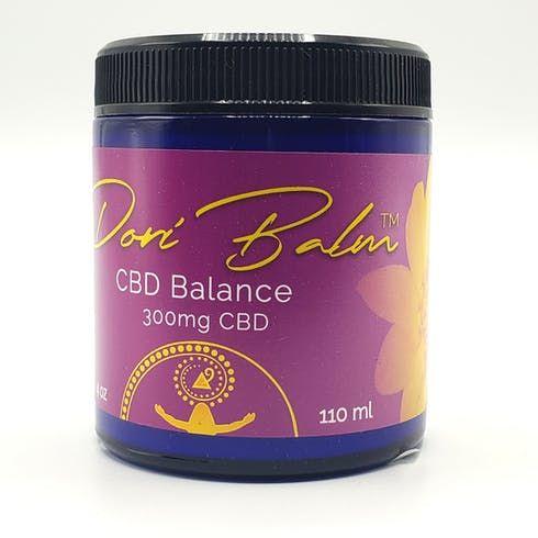 feature image Balance Balm - 300mg CBD - Medical ONLY