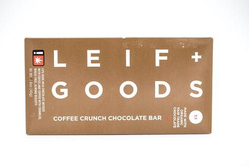 feature image (1:1) Coffee Crunch Chocolate Bar
