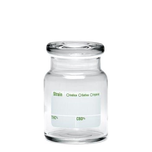 feature image 420 Science - Extra Small - Write & Erase Pop Top Jar