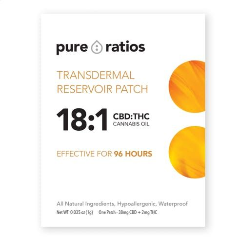 feature image 18:1 Transdermal Patch (NWCS)