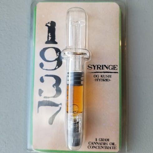 feature image 1937 OG Kush 1g Syringe