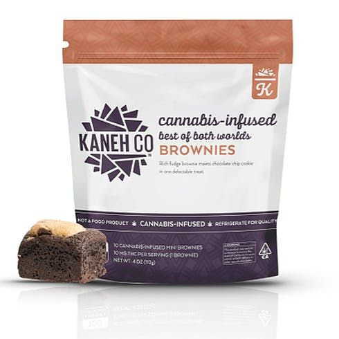 feature image Best of Both Worlds Brownie 500mg