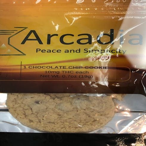 feature image Arcadia Chocolate Chip Cookies