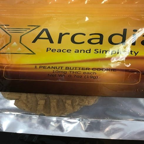 feature image Arcadia Peanut Butter Cookies