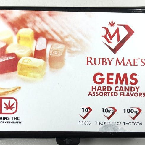 feature image Assorted Flavors - 100mg Gems