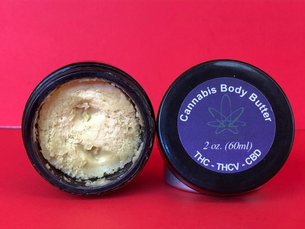 feature image Cannabis Body Butter