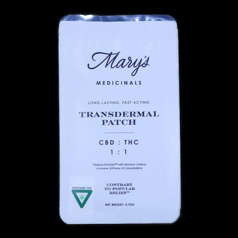 feature image 1:1 Transdermal Patch