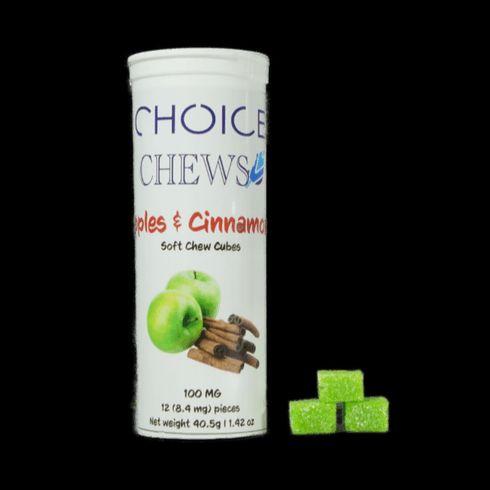 feature image Apple Cinnamon Soft Chews Mini