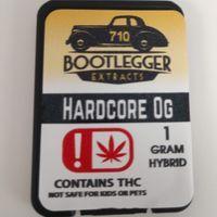 feature image Bootlegger THC Shatter Hardcore OG