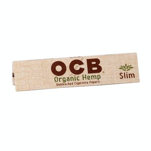 feature image Accessories - King Size Slim Organic Hemp Papers