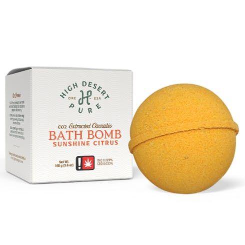 feature image Bath bomb