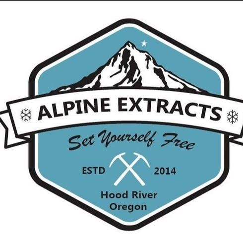 feature image Alpine Extracts - I Scream Man Shatter
