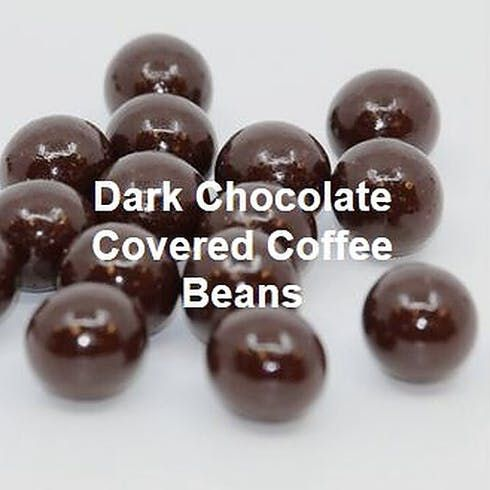 feature image Chocolate-covered coffee beans